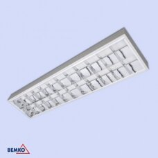 Liuminescencinis šviestuvas ORE,  2x36w, v/t Kafler