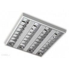 Liuminescencinis šviestuvas VIGO, T5, 4x14W, IP20, GTV