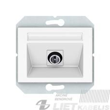 Lizdas TV TVL01-02 be rėmelio, galinis, baltas, XP500