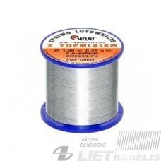 Lydmetalis SN60 100g 2.5mm