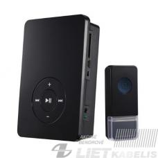 MP3 belaidis durų skambutis QH-838A