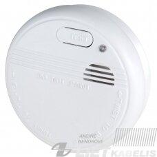Optinis dūmų detektorius ir aliarmas, AIRAM