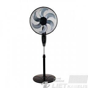 Pastatomas ventiliatorius su nuotolinio valdymo pultu VENETO-45RC-B, Greenberry