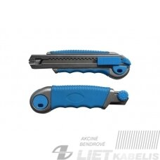 Peilis laužiamais ašmenimis SX1800-2 18mm