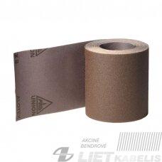 Popierinis šlifuoklis, PL17E Nr.40 150mm x 25m