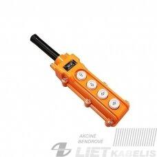 Pultas valdymo PKT-40 4 mygtukai, IP54, Texenergo
