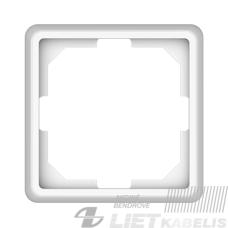 Rėmelis 1 vietos R01 baltas ST-150