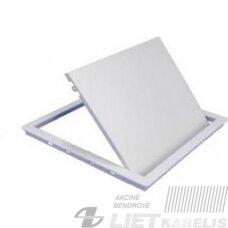Revizinės durelės PL 2025 200x250mm Europlast