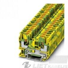 Rinklė PT6 PE spyruoklinė, PH3211822 (geltonai žalia)