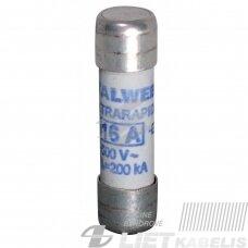 Saugiklis cilindrinis CH10UQ/16A/690V ETI