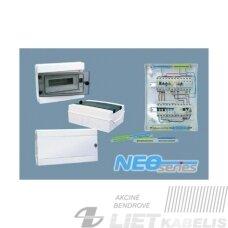 Skydelis RH-24 v/t (N+PE) IP65 Elektroplast