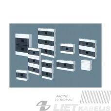 Skydelis SRn-12 virštinkinis (N+PE) IP40 Elektroplast