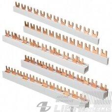 Šyna IZ-12/3F/54 12mm² 18 mod.(1m) ETI