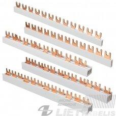 Šyna IZ12/1F/12 12mm² 12mod.ETI