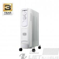 Tepalinis radiatorius OR 18-7 7sekc.1500W