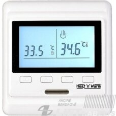 Termostatas HW500, EAC