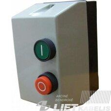 Variklio paleidimo blokas LE1-D12 12A 5,5kW