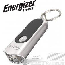 Žibintas-pakabukas 1x LED,2xCR2016, KEYCHAIN LIGHT energizer